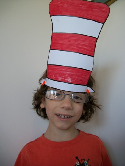 Dr. Seuss Kid's Activities