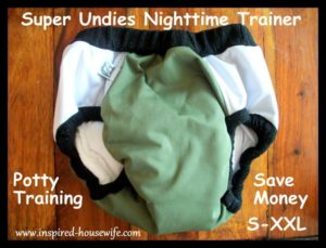 Super Undies Nighttime Trainer