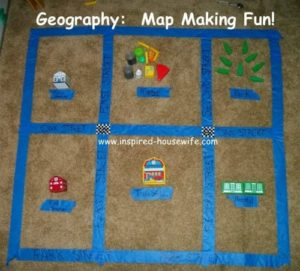 Geography: Map Making Fun!
