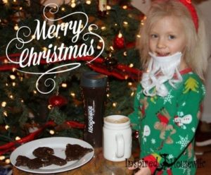 Merry Christmas & No Bake Cookies