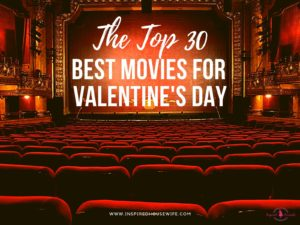 The Top 30 Best Movies for Valentine's Day-Pin