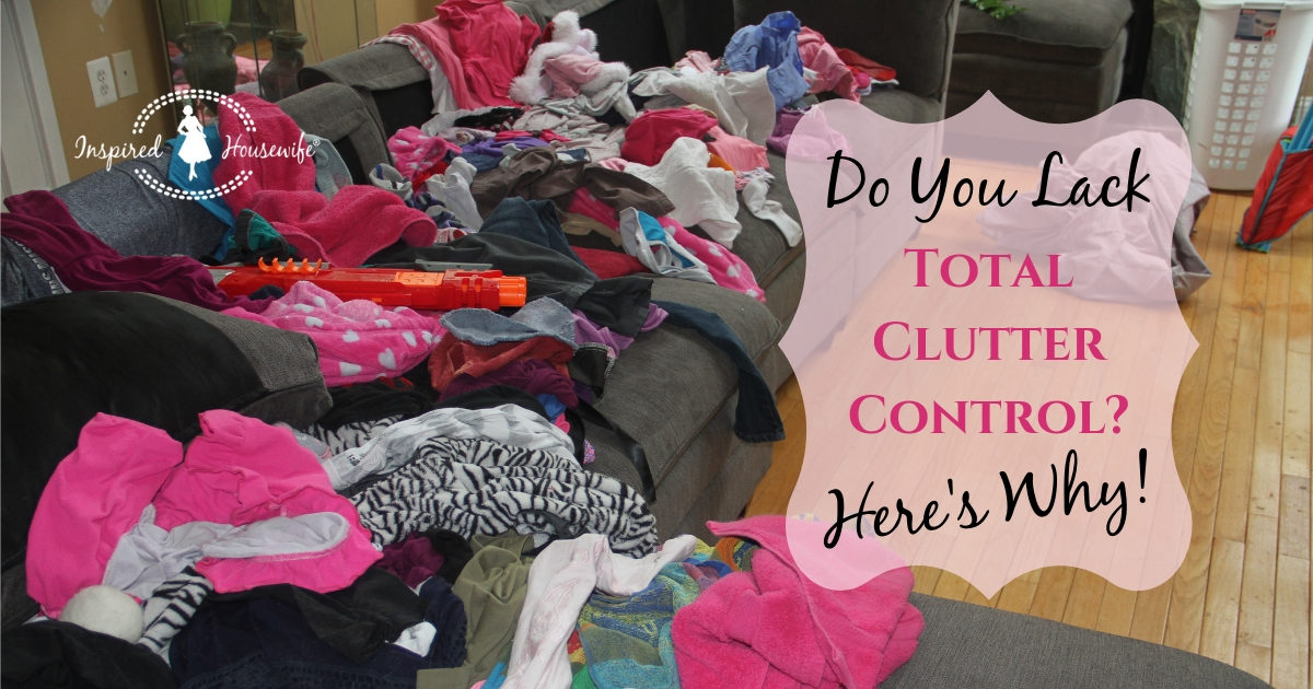 Clutter Control Featured